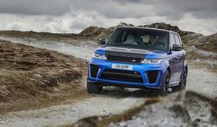 Range Rover Sport SVR 2018