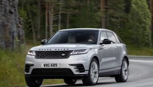 Range Rover Velar - nowe silniki i wyposażenie