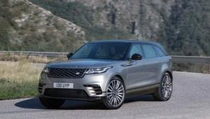 Range Rover Velar - zupełnie nowy model