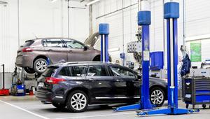 Ranking autoryzowanych serwisów europejskich marek samochodów