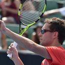 Rankingi ATP: czołówka bez zmian, Janowicz spadł na 108. miejsce