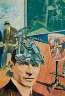 Raoul Hausmann, Tatlin w domu, 1920 /Encyklopedia Internautica