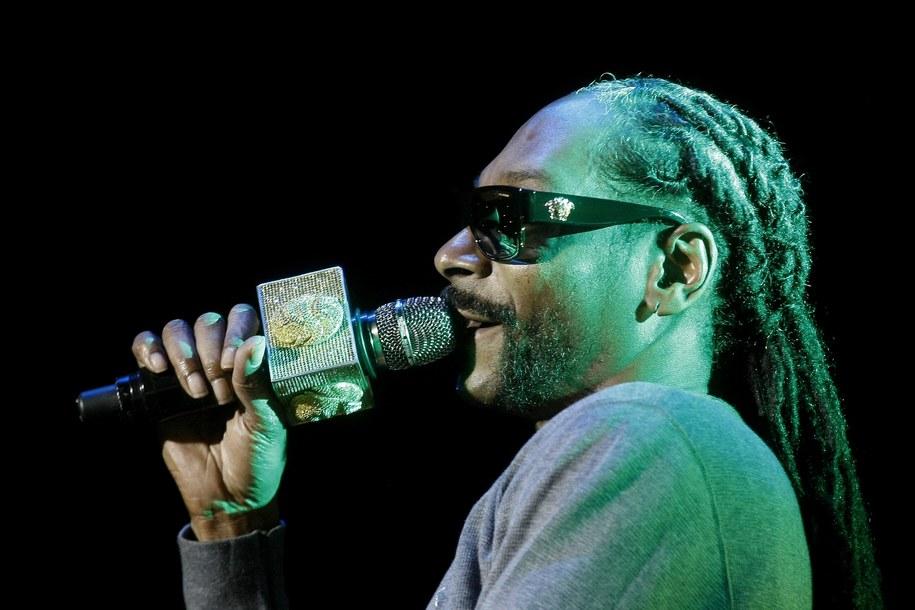 Raper Snoop Dogg /LUIS EDUARDO NORIEGA    /PAP/EPA