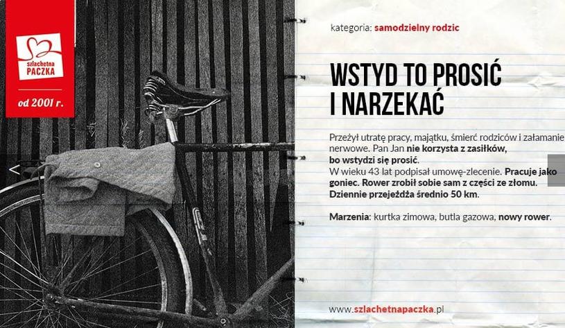 Raport o biedzie w Polsce - fragment /http://www.szlachetnapaczka.pl/raport-o-biedzie /