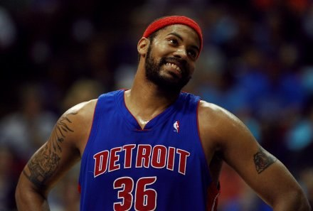 Rasheed Wallace /AFP