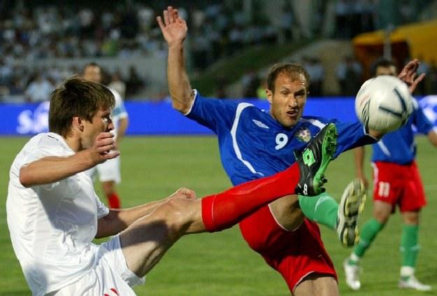 Rasiak 37 razy wystąpił w reprezentacji Polski /AFP