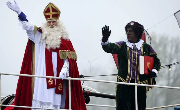 Rasizm i pomocnik św. Mikołaja, czyli problemy holenderskiego rządu