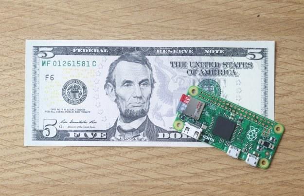 Raspberry Pi Zero /materiały prasowe