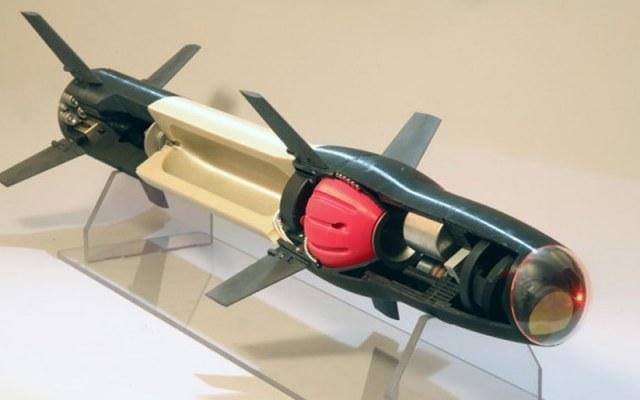 Raytheon wydrukował w drukarkach 3D aż 80 proc. komponentów pocisku /materiały prasowe