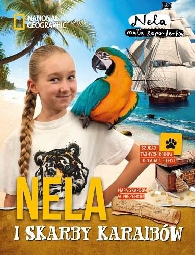 Razem z Nelą wyruszamy w niesamowitą podróż na odkrycie Karaibów! /materiały prasowe
