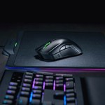 Razer Mamba + Firefly HyperFlux - test myszki i podkładki
