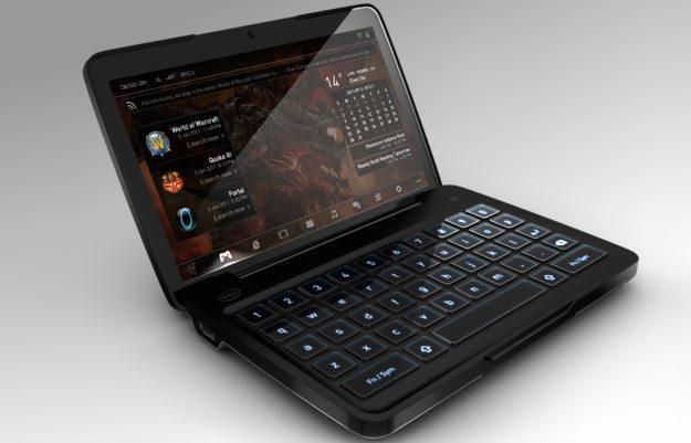 Razer Switchblade to urządzenie o rozmiarze netbooka, które zachowuje zalety grania na klasycznym PC /Informacja prasowa