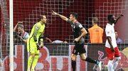 RB Lipsk - Bayern Monachium 4-5. Dwa gole Roberta Lewandowskiego