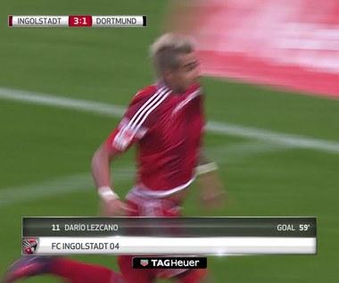 RB Lipsk - Werder Brema 3-1. Skrót meczu