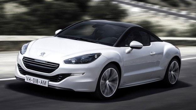 RCZ upodobnił się do nowszych modeli Peugeota, m.in. 208 i 508. /Peugeot