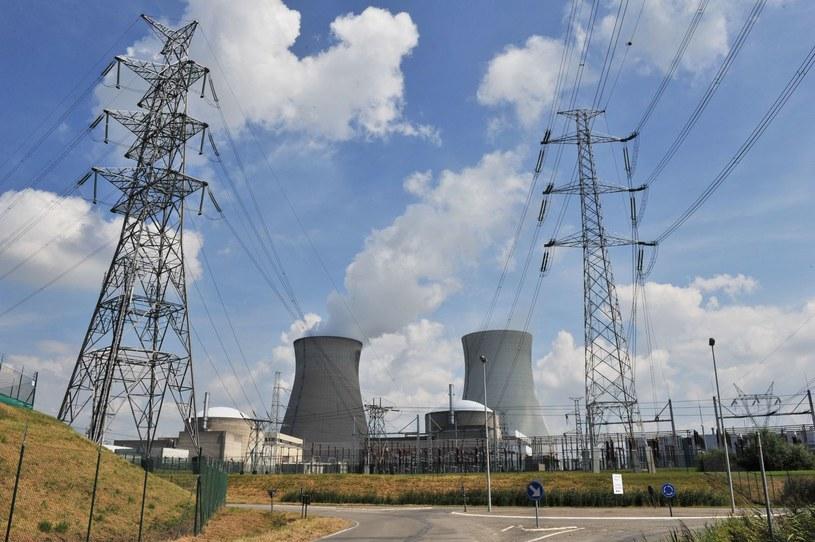 Reaktor elektrowni atomowej Doel 4 niedaleko belgijskiej Antwerpii, automatycznie się wyłączył.. /AFP