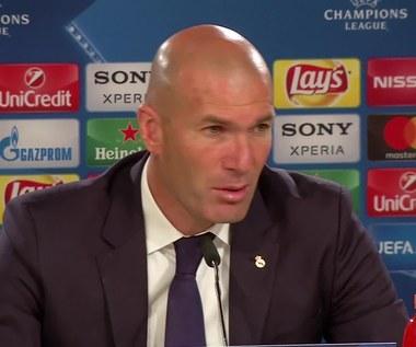 Real - Bayern 4-2. Ancelotti i Zidane po meczu