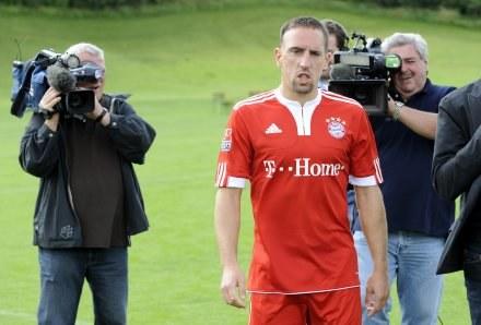 Real dawał za Ribery'ego 80 milionów /AFP