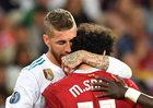 Real Madryt - Liverpool 3-1. Ramos wysłał wiadomość do Salaha
