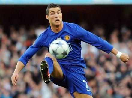 Real Madryt nie rezygnuje z transferu Cristiano Ronaldo /AFP