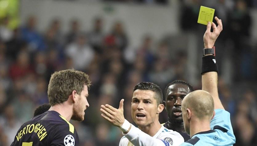 Real Madryt - Tottenham 1-1 w Lidze Mistrzów