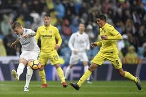 Real Madryt - Villarreal CF 0-1. Fantastyczny występ Sergio Asenjo