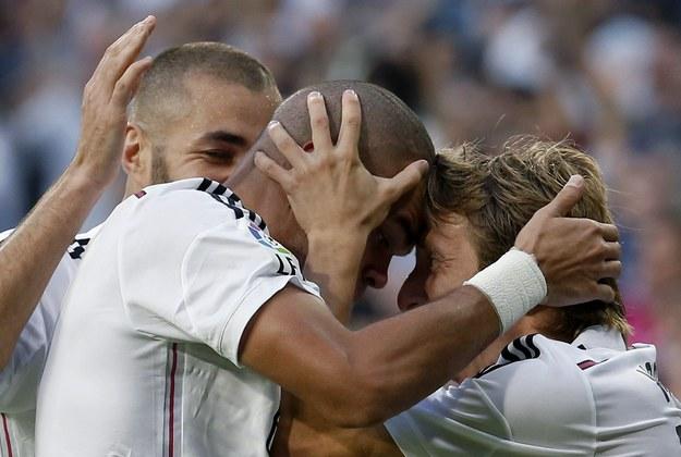 Real Madryt wygrał z Barceloną 3:1