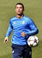 Real - Manchester City. Zidane: Cristiano Ronaldo zdrowy, Benzema i Casemiro nie zagrają
