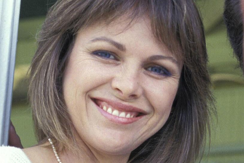 Rebecca Gilling, była modelka, do roli Stephanie nadawała się wprost idealnie /Getty Images
