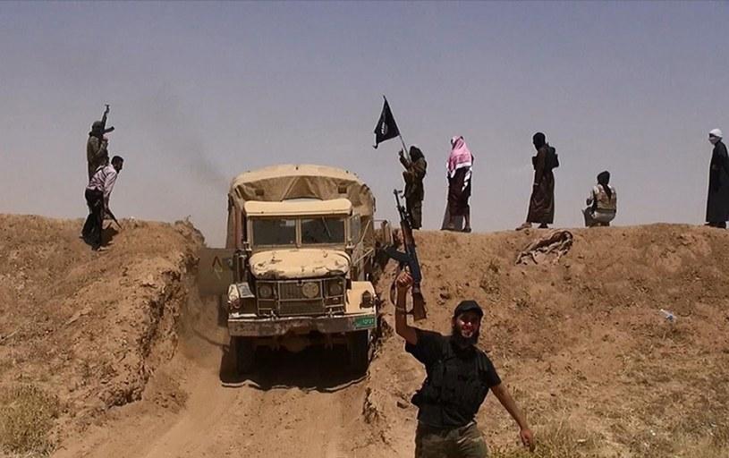 Rebelianci z organizacji Islamskie Państwo w Iraku i Lewancie w całości przejęli Tikrit /AFP