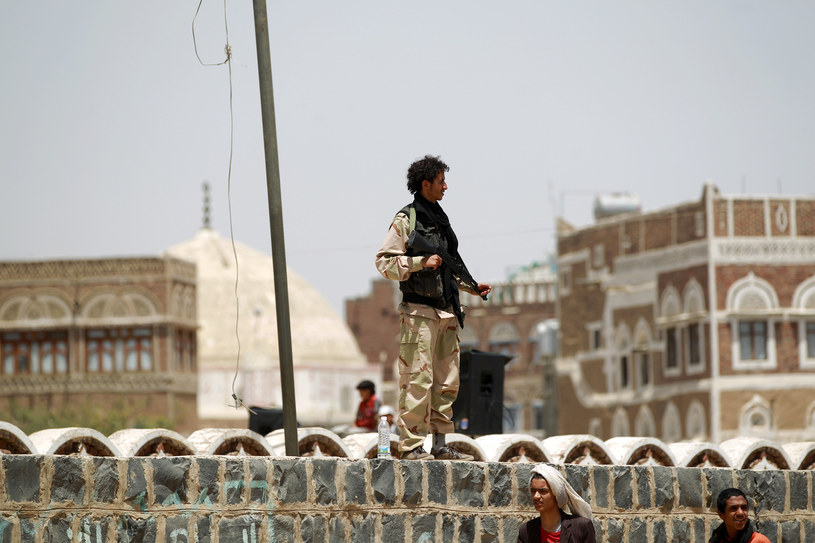 Rebeliant z plemienia Huti /AFP