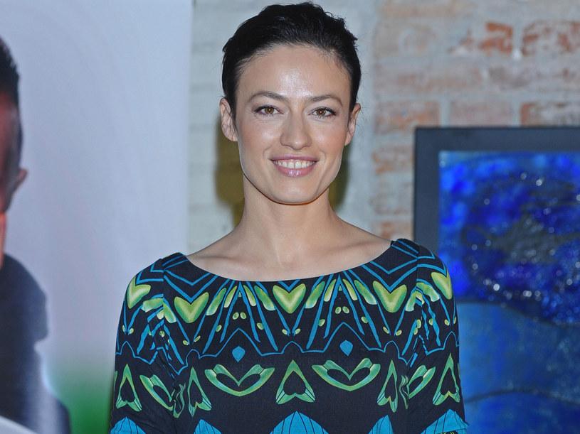 Recenzenci zgodnie przyznają, że Różczka jest jedną z ciekawszych aktorek  /Andras Szilagyi /MWMedia