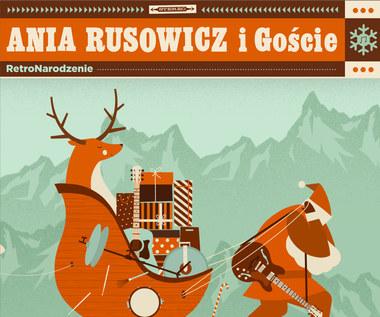 """Recenzja Ania Rusowicz """"RetroNarodzenie"""": Święta w rytmie bigbit"""