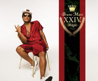 "Recenzja Bruno Mars ""24K Magic"": Magia końca ejtis"