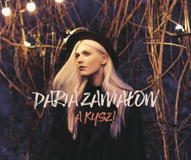 """Recenzja: Daria Zawiałow """"A kysz!"""": Krzycz, Daria, krzycz!"""