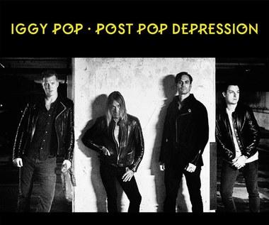 """Recenzja Iggy Pop """"Post Pop Depression"""": Łomem człowieka trzeba odrywać"""