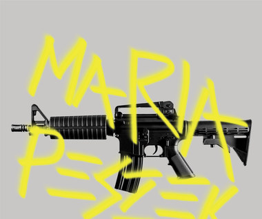 "Recenzja Maria Peszek ""Karabin"": Krew na ulicach"