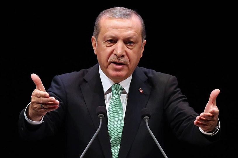 Recep Tayyip Erdogan: Dlaczego Turcja nie miałaby przyłączyć się do organizacji szanghajskiej? /AFP