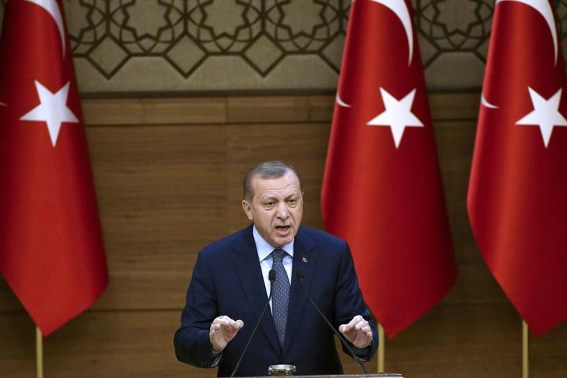 Recep Tayyip Erdogan: Każdy terrorysta jest wrogiem 80 milionów Turków /AFP