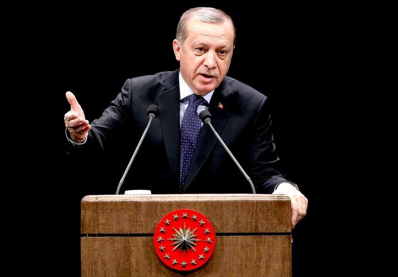 Recep Tayyip Erdogan /AFP