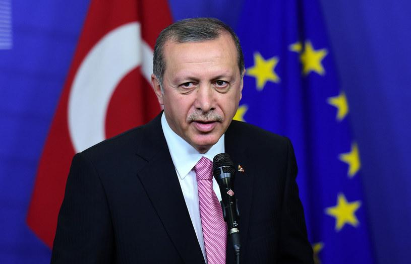 Recep Tayyip Erdogan /EMMANUEL DUNAND /AFP