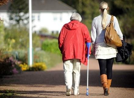 """Recepta na długowieczność, według Kubanki, to """"pogodne serce"""" /AFP"""