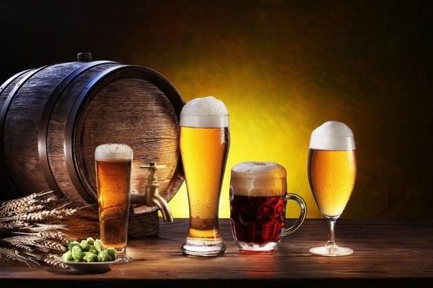 Receptura na piwo lawendowe pochodzi z XVI w. /©123RF/PICSEL