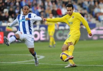 Recreativo Huelva - Villarreal 1:2 /AFP