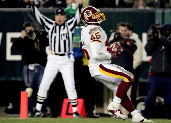 Redskins pokonali Eagles i awansowali do playoffs /AFP