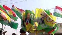 Referendum: Kurdowie już świętują niepodległość