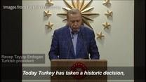 Referendum ustrojowe w Turcji: Erdogan zwyciężył