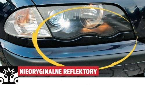 reflektor /Motor