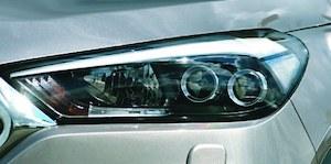 Reflektory LED dostępne są w wersji Comfort za dopłatą 4000 zł, w wersji Style i Premium są w cenie auta. (kliknij, żeby powiększyć) /Motor
