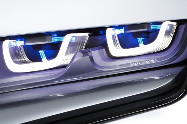 Reflektory wykonane w technologii laserowej /